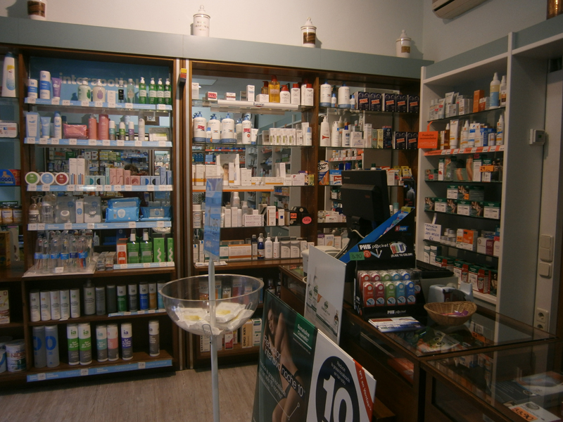 Farmacia Domingo Sanz